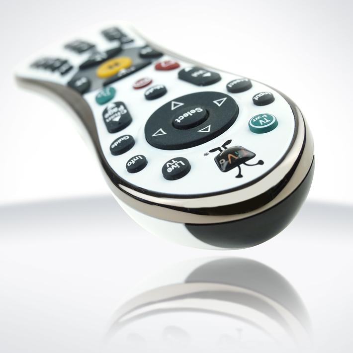 TiVo Glo Premium Remote