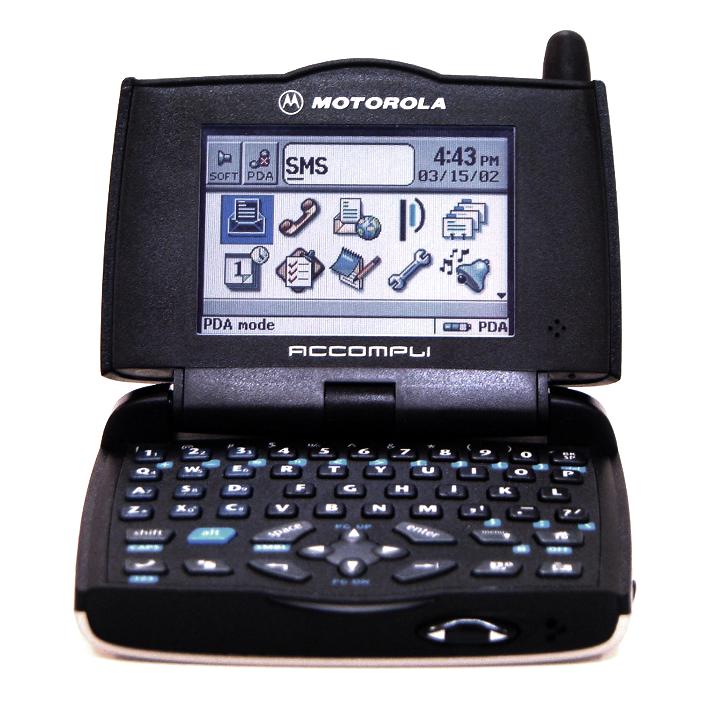Motorola Accompli 009 Smart Phone